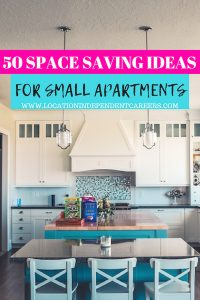 50 SPACE SAVING IDEAS FOR SMALL APARTMENTS | space saving ideas for home apartments | space saving ideas for bedroom | space saving ideas for home tiny houses | space saving ideas for kitchen | ORGANIZING TIPS | ORGANIZING IDEAS | space saving ideas tiny house #spacesavingideas #organization #homeinterior #smallapartments