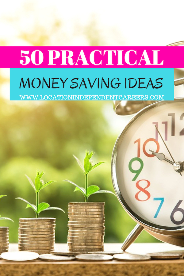 50 PRACTICAL MONEY SAVING IDEAS | MONEY SAVING HACKS | MONEY SAVING TIPS | WAYS TO SAVE MONEY | money saving tips for moms | frugal living | budgeting tips | budgeting ideas | frugal living ideas | saving tips | saving money tips #money #saving #frugalliving #lifehacks